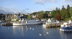 Lake cruises from Bowness Bay
